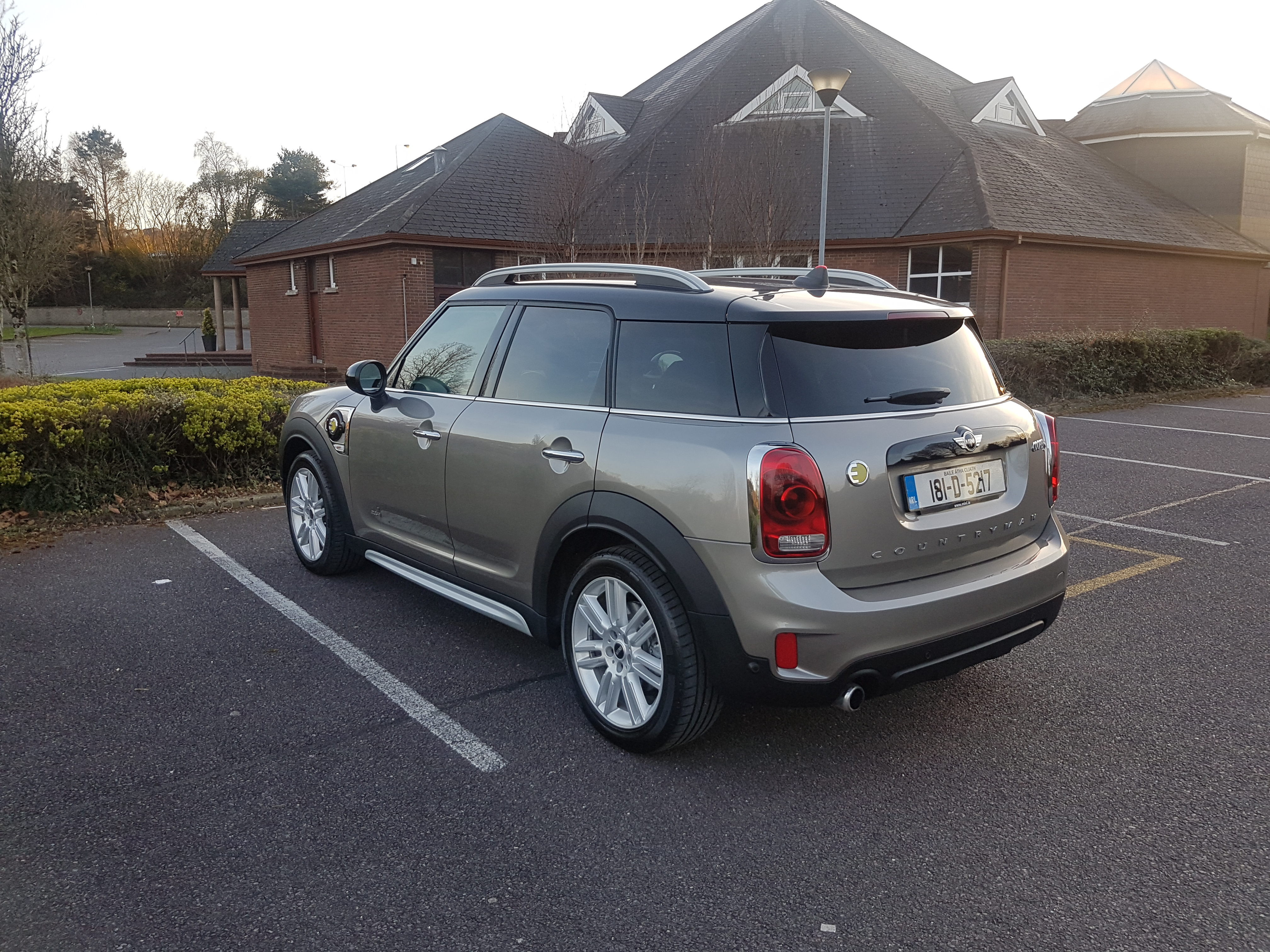 Second Step From Mini Into Electrification After The Very Exclusive 2009 E Tested By A Limited Number Of Drivers So What Is It Like To Drive