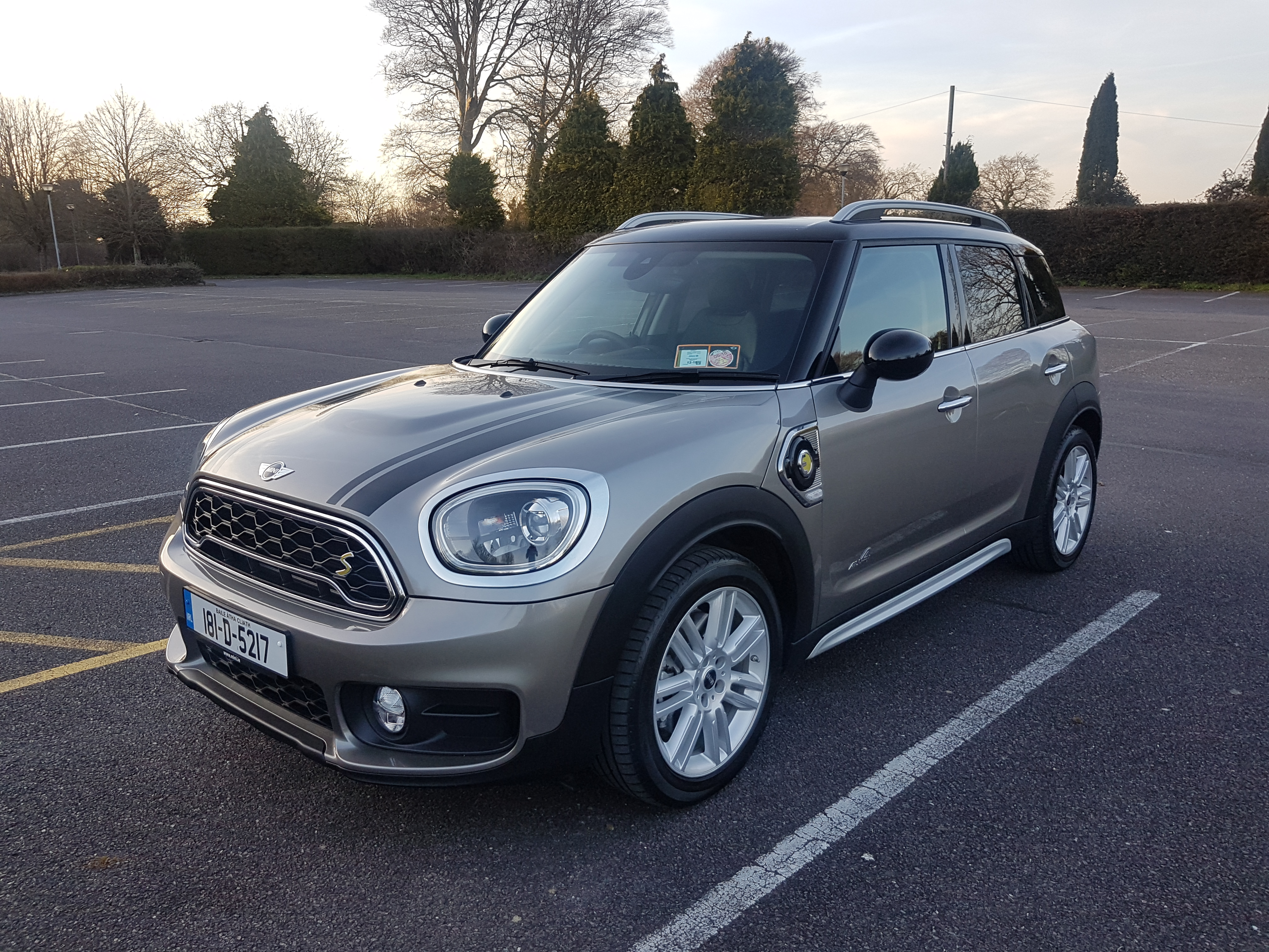 marketing trunk mini introducing new the pin door cooper