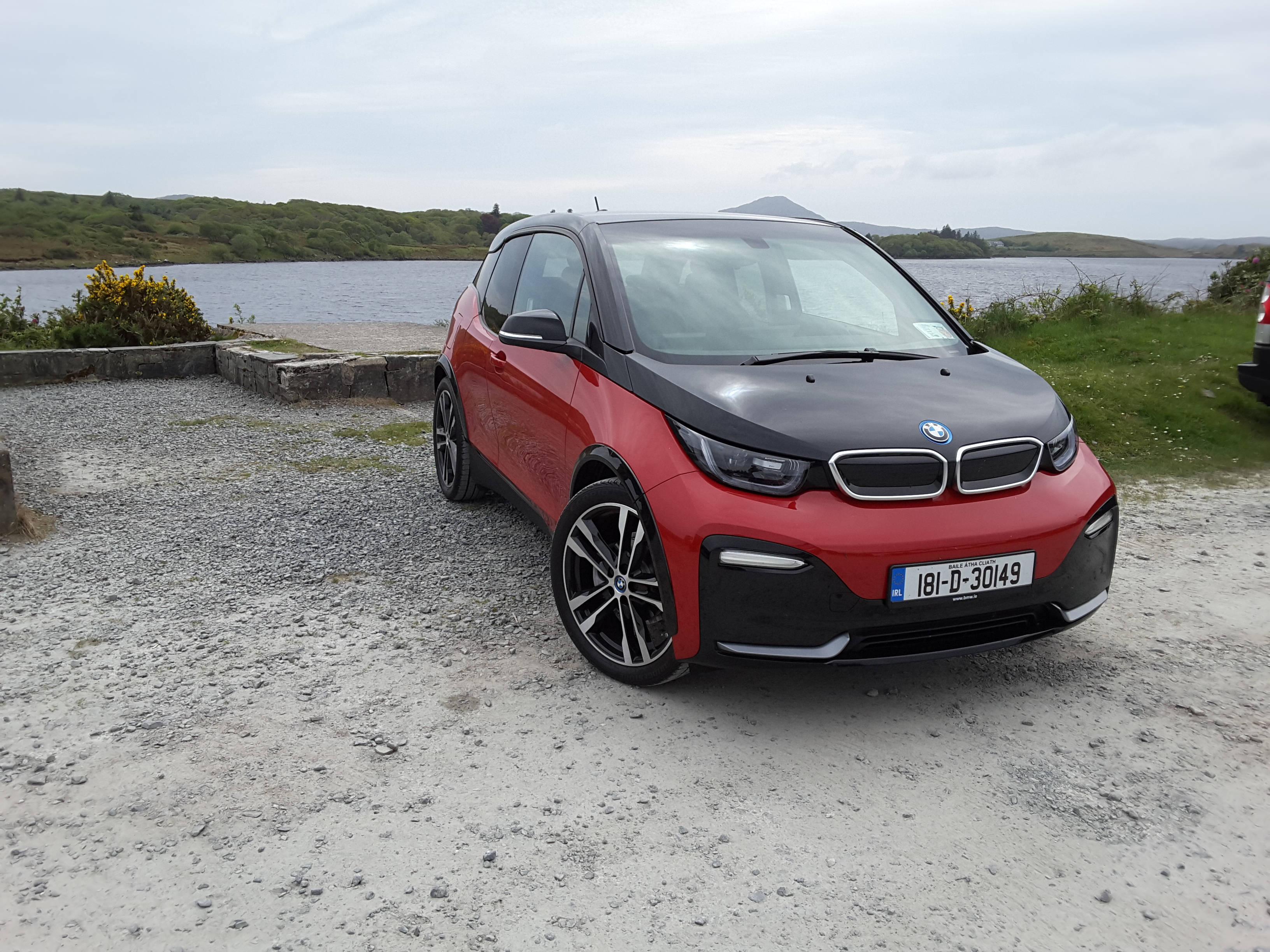 Test Drive Bmw I3s 94ah Irish Ev Owners Association