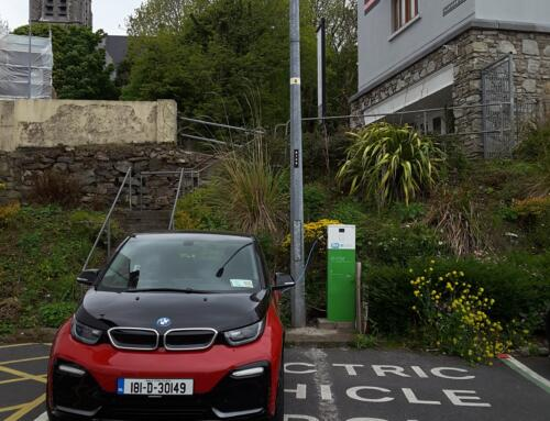 IEVOA position on the new scheme for on-street charge points for electric vehicles