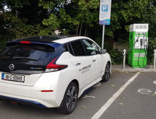 ESB Ecars Charge point fault report form